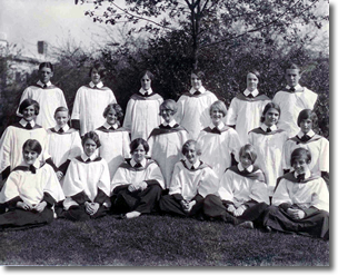 Flemington Children's Choir School, Class of 1928