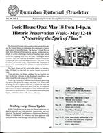 Spring Newsletter 2002