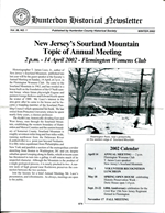 Winter Newsletter 2002
