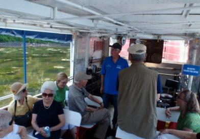 HCHS' River Tour a SPLASH