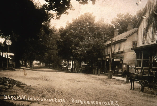 Goodspeed News: A Sergeantsville History