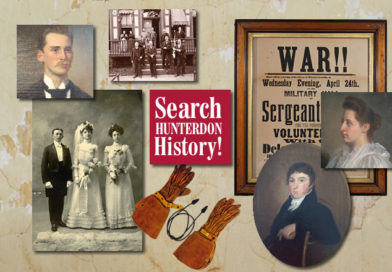 Search Hunterdon History