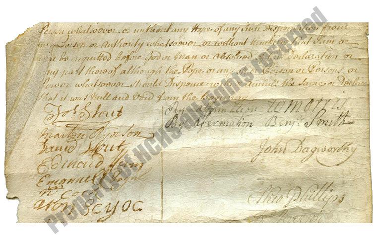 oath-signatures