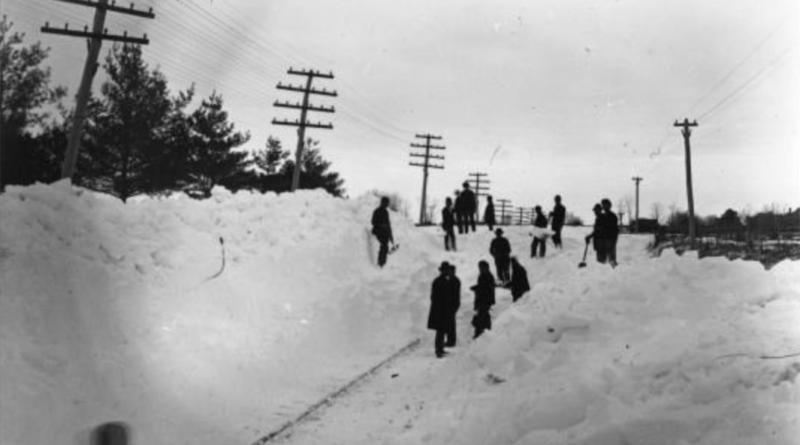 Goodspeed News: A Long Ago Blizzard
