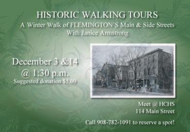Winter Walks in Flemington