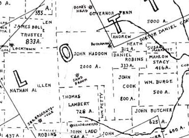 Goodspeed Histories: The Haddon Tract, Part I