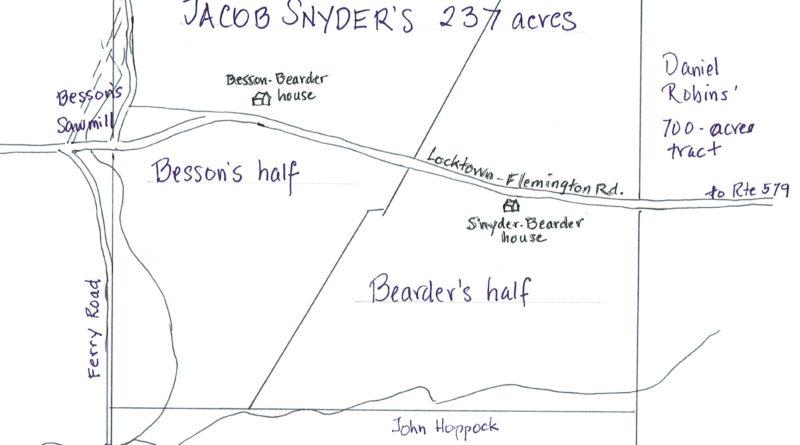 Goodspeed Histories: The Haddon Tract Part II