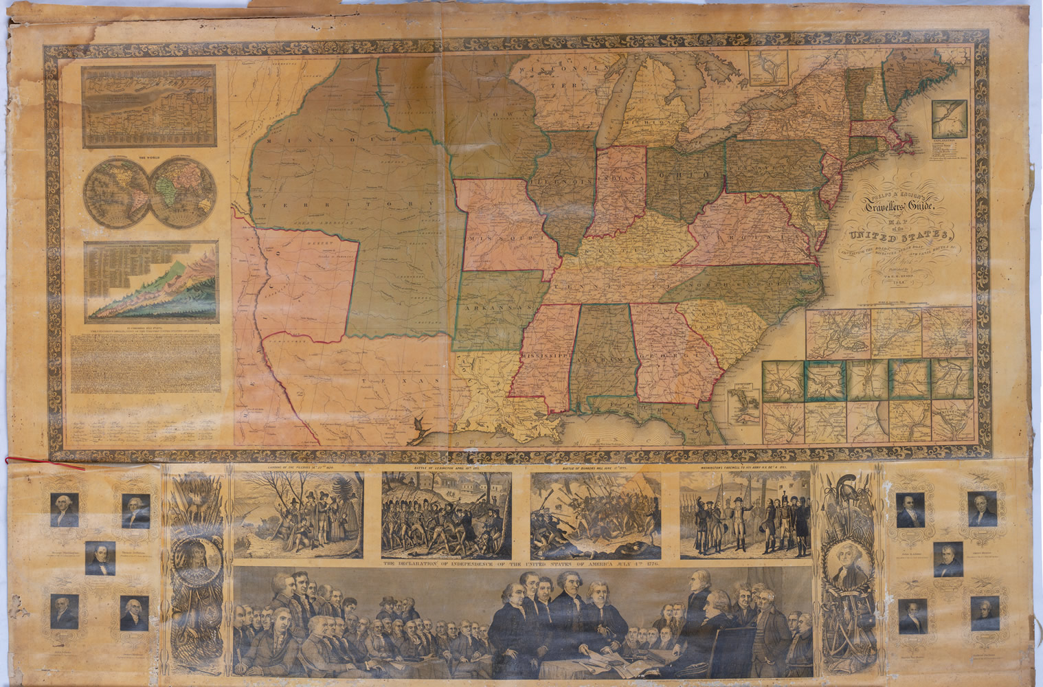 Collection Gem: March 2019 Map Detail