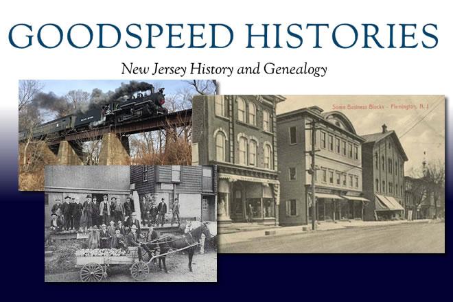 Goodspeed Histories: Flemington's 19th Century History