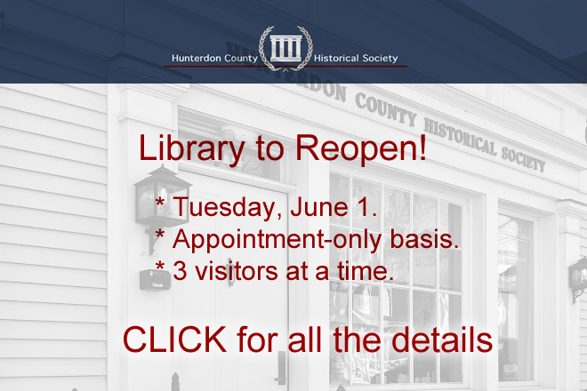 HCHS Library to Reopen!