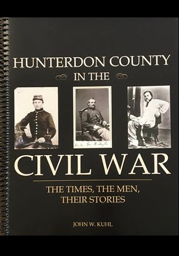 Hunterdon County in the Civil War