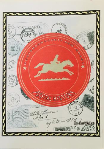 Hunterdon County, New Jersey Postal History (Soft cover)